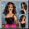 Paige Wig Brunette Black Size 4-5